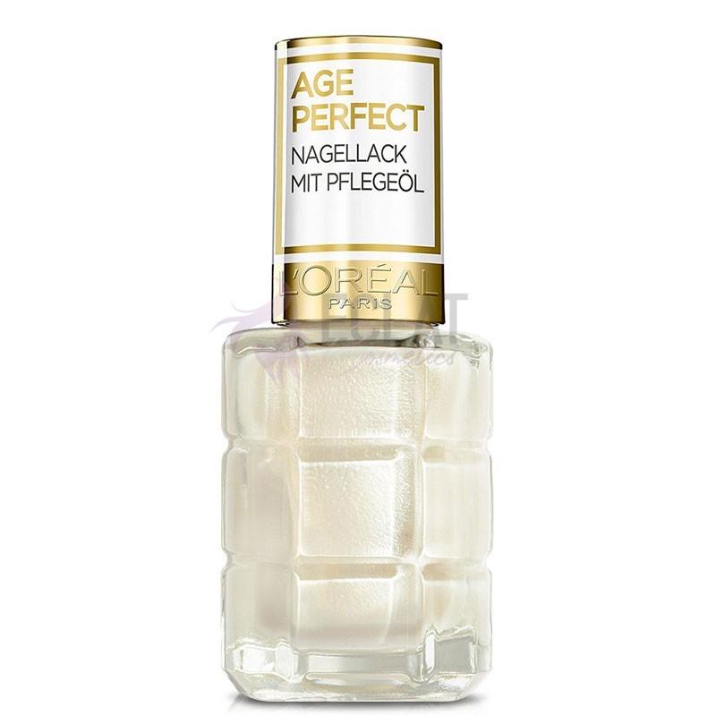 B21 - Débutante - Le vernis à l'huile Age Perfect - L'Oréal Paris