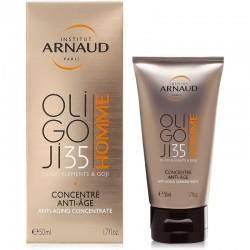 Soin concentré OligoJI35 -Homme - Institut Arnaud