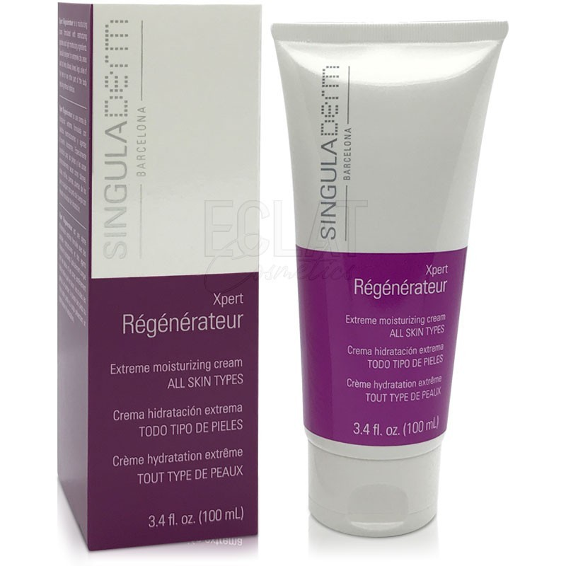Crème Hydratation Extrême 100ml - Xpert Régénérateur - Singuladerm