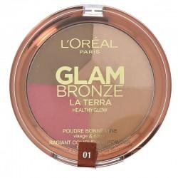 GLAM BRONZE La Terra Healthy Glow - 01 claire