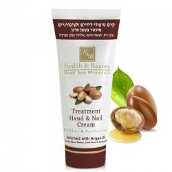 Crème Multivitaminée Mains et Ongles - Huile d'Argan - Health & Beauty