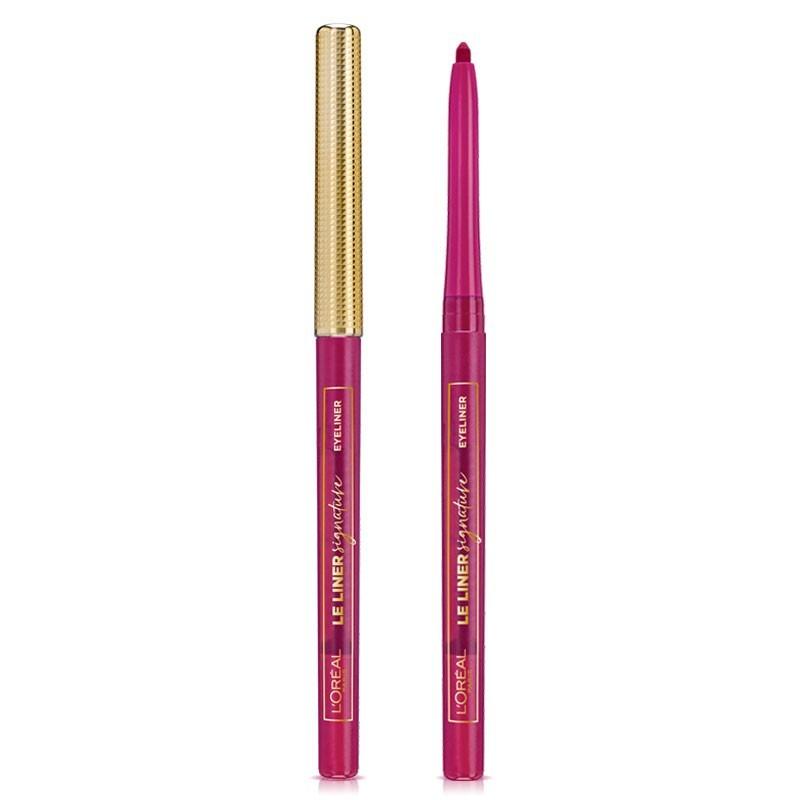 Crayon Automatique Le Liner - 10 Rose Latex - L'Oréal Paris