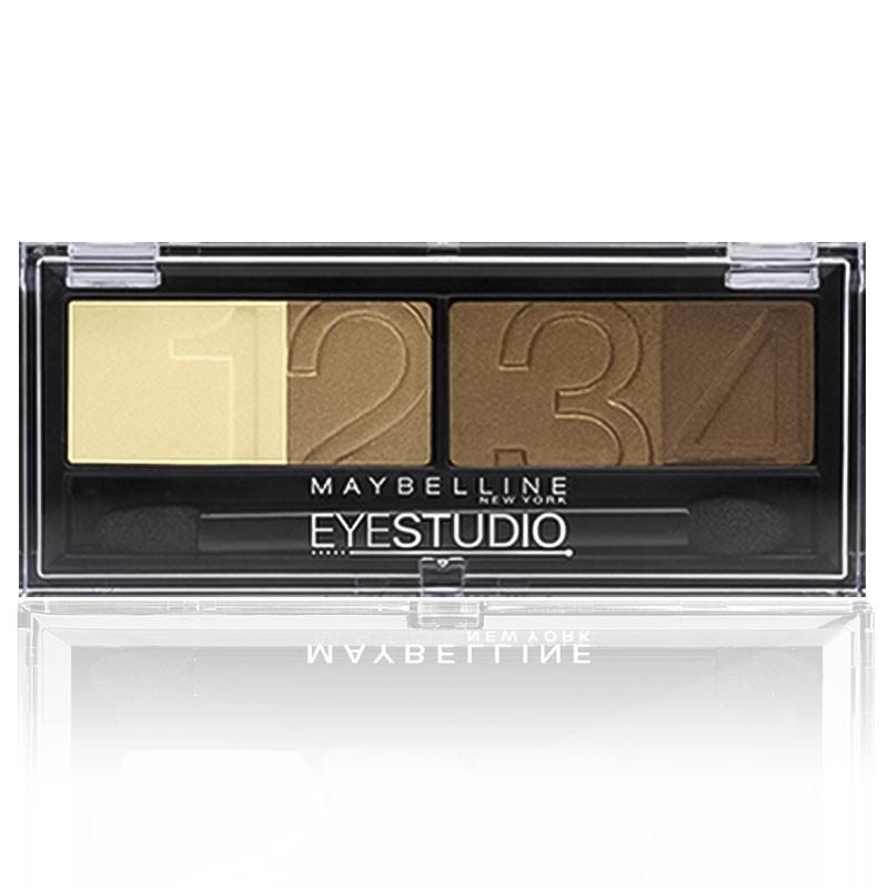 Smoky EyesStudio - 05 Marrons Glamours - Gemey Maybelline