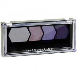 Smoky Eyes - 11 Purple Drama - Gemey Maybelline
