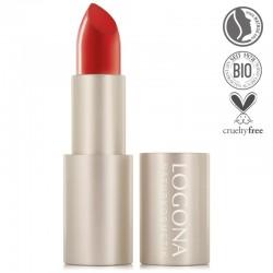 Rouge à lèvres Bio et Vegan - Logona Naturkosmetik - 03 Strawberry