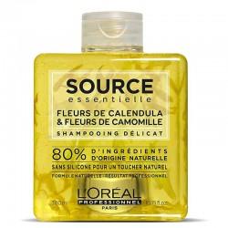 Source Essentielle Shampooing Délicat  Cheveux normaux à fins 300ml - L'Oréal Professionnel