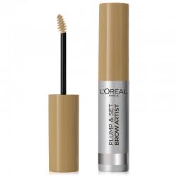 Brow Artist Plump & Set - Mascara gel teinté sourcils - 103 Warm Blonde - L'Oréal Paris
