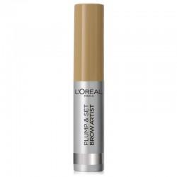 Mascara teinté sourcils Brow Artist Plump & Set - 103 Warm Blonde - L'Oréal Paris