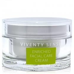 Crème de Jour Riche en Aloe Vera - Viventy Sense - SPF 15