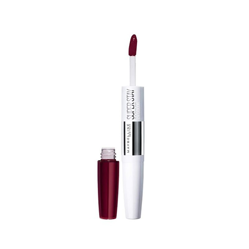 SuperStay 24 H Color - 835 Timeless Crimson - Maybelline New York