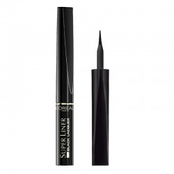 Super Liner Black Lacquer Noir Waterproof