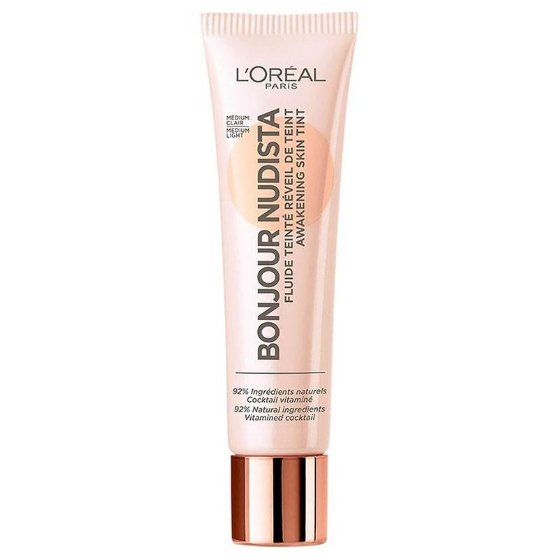 BB Crème Bonjour Nudista - Médium Clair