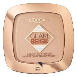 Glam Beige poudre de teint - naturelle clair - L'Oréal Paris